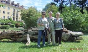 Wycieczka do Ogrodu Botanicznego