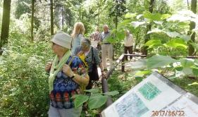 Wycieczka do ogrodu botanicznego-2